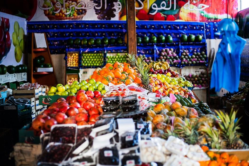 Пища и питание в Дахабе