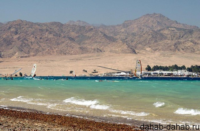 виндсерфинг в Египте