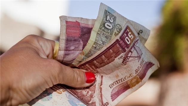 Египетская валюта