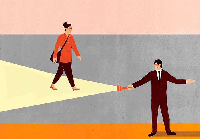Что поможет понять правильно ли поставлена цель и от куда ждать помощи в ее достижении
