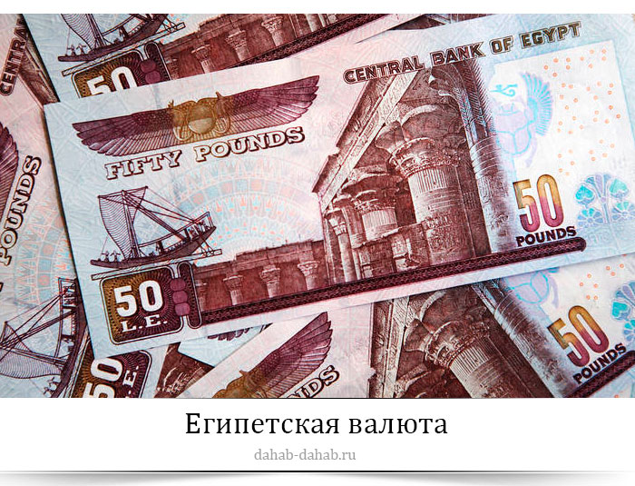 Современная египетская валюта: все что нужно знать, что бы не пойматься на уловки ушлых египтян