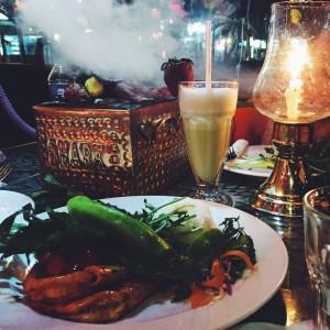рестораны Дахаба